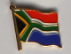 South Africa Country Flag Enamel Pin Badge